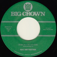Kool & Together - Sittin' On a Red Hot Stove / Nassau Beat