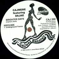 Cajmere Featuring Dajae - Brighter Days