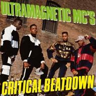 Ultramagnetic MC's - Critical Beatdown (Yellow Vinyl)