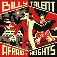 Billy Talent - Afraid Of Heights (Black Vinyl)