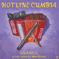 Quantic Y Los Miticos Del Ritmo - Hotline Cumbia / Doombia