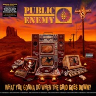 Public Enemy - What You Gonna Do When The Grid Goes Down