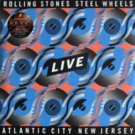The Rolling Stones - Steel Wheels - Live Atlantic City New Jersey