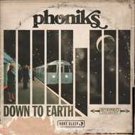 Phoniks - Down To Earth (Green Vinyl)