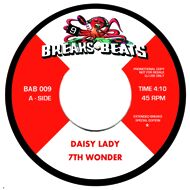 7th Wonder / Blackbusters - Daisy Lady / Old Man