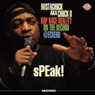 Chuck D - Speak Rap Race Reality On The Record @Eckerd