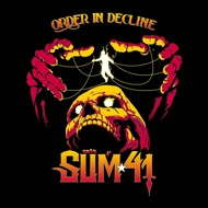 Sum 41 - Order In Decline (Black Vinyl)