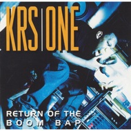 KRS-One - Return Of The Boom Bap (Gold Vinyl)