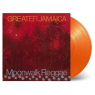 Tommy McCook - Greater Jamaica Moon Walk - Reggae (Orange Vinyl)