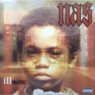 Nas - Illmatic (Black Vinyl)