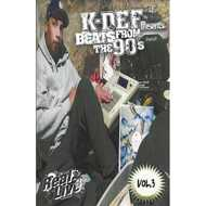 K-Def - Beats From The 90's Vol. 3 (Tape)