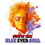 Simply Red - Blue Eyed Soul (Black Vinyl)
