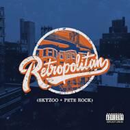 Skyzoo & Pete Rock - Retropolitan (Blue Vinyl)