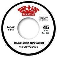 Geto Boys - Mind Playin Tricks On Me / Mind Of A Lunatic