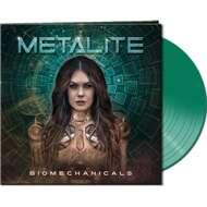 Metalite - Biomechanicals (Green Vinyl)
