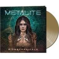 Metalite - Biomechanicals (Gold Vinyl)