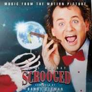 Danny Elfman - Scrooged (Soundtrack / O.S.T. - Clear Vinyl)