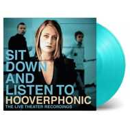 Hooverphonic - Sit Down And Listen To (Turquoise Vinyl)