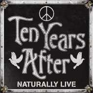 Ten Years After - Naturally Live (Black Vinyl)