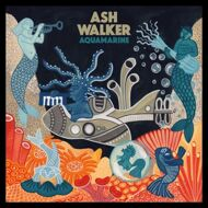 Ash Walker - Aquamarine (Black Vinyl)
