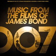The City Of Prague Philharmonic Orchestra - Music From The Films Of James Bond