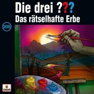 Various - Die Drei ??? Das Rätselhafte Erbe (205)