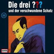 Various - Die drei ??? und der Verschwundene Schatz (#022)
