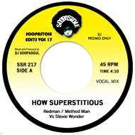 Redman, Method Man, Stevie Wonder - How Superstitious