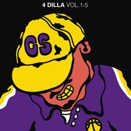 Cookin' Soul - 4 Dilla Volume 1-5
