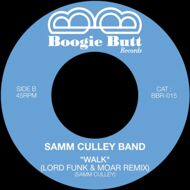 Samm Culley Band - Walk