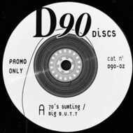 The Notorious B.I.G. - D90 Discs