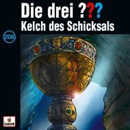 Various - Die Drei ??? Kelch Des Schicksals (#208)
