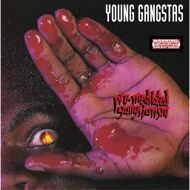 Young Gangstas - Pre-Meditated Gangstarism (Splatter Vinyl)
