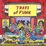 7 Days Of Funk (Dam-Funk & Snoopzilla) - 7 Days Of Funk