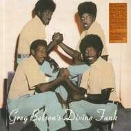 Greg Belson - Greg Belson's Divine Funk