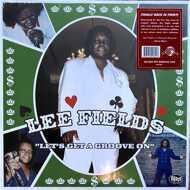 Lee Fields - Let's Get A Groove On (Black Vinyl)