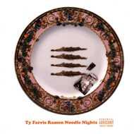 Ty Farris - Ramen Noodle Nights (Black Vinyl)