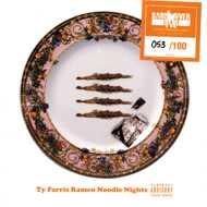Ty Farris - Ramen Noodle Nights (Orange Vinyl)