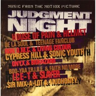 Various  - Judgment Night [Soundtrack / O.S.T.] (Colored Vinyl)
