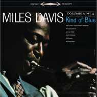 Miles Davis - Kind Of Blue (Black Vinyl)