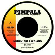Dr. Dre / The Lady Of Rage - Nuthin' But A G Thang / Afro Puffs
