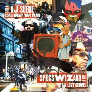 Aj Suede & Specswizard - Long May We Rain And Lost Gems