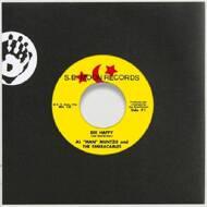 Al 'Man' Muntzie And The Embraceables - Die Happy (Red Vinyl)