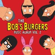 Bob's Burgers - The Bob's Burgers Music Album Volume 2 (Tape)