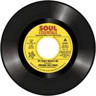 Brenda Holloway - My Baby Moves Me / Spellbound
