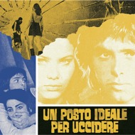 Bruno Lauzi - Un Posto Ideale Per Uccidere (Soundtrack / O.S.T.)