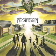 Bryan Scary - Flight Of The Knife (Blue Vinyl)