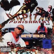 Capital Punishment Klik - Ghetto Storiez (Black Vinyl)