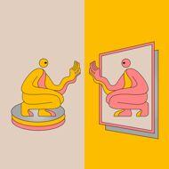 DJ Seinfeld - Mirrors (Yellow/Pink Vinyl)