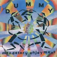 Dummy - Mandatory Enjoyment (Black Vinyl)